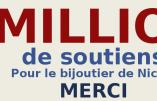 page Facebook de soutien au bijoutier de Nice