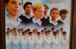 Les Petits Chanteurs de la Croix de Bois en concert à Besançon le 1er octobre