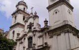 Argentine: des étudiants anarchistes profanent la plus ancienne église de Buenos Aires