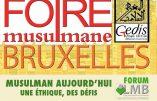 La foire musulmane est de retour à Bruxelles