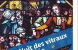 Première édition de la Nuit des Vitraux Vendéens ce samedi