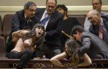 L'étrange impunité dont bénéficient les Femen dans toute l'Europe