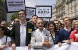 A Paris, les figures des mouvements LGBT se mobilisent autour d'Anne Hidalgo