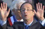 Personnalités «les plus détestées» – Hollande 4ème du classement.