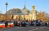 Des centaines de Français ont rendu hommage à Antoine Le Quinio et Nicolas Vokaer