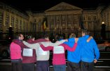 Jogging belge à Bruxelles pour dire non à l'extension de l'euthanasie