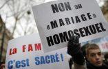 Au cabinet de Christiane Taubira et chez le lobby homosexuel, c'est la panique !