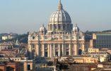 Projection de photos sur la basilique Saint-Pierre de Rome : quand le Vatican se transforme en Panthéon de l'écologie