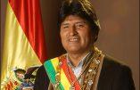 Le président bolivien Evo Morales a l'intention de « régner à perpétuité »