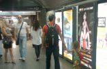Barcelone – L'affiche impudique qui choque