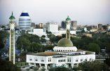A Khartoum, on manifeste contre la présence française en Centrafrique