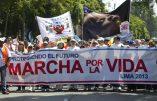 Pérou – Les chanteurs catholiques s'unissent et soutiennent la Marche pour la Vie de Lima