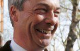 Nigel Farage à propos de l'Union européenne (vidéo)