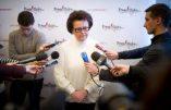 Le lobby homosexuel a lancé sa nouvelle charge contre Christine Boutin