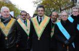 «La République est fondamentalement maçonnique», rappelle le Grand Orient de France