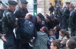 Violences policières : le nouveau gouvernement n'a pas changé de méthode