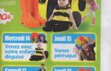 Auchan fait la promo de la théorie du genre !