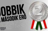 Le Jobbik est le deuxième parti de Hongrie