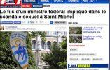 Scandale sexuel au collège Saint-Michel : Joëlle Milquet, ministre, suspectée d'avoir «usé de son pouvoir pour étouffer les faits»