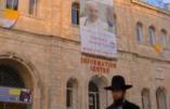 L'antichristianisme se développe à Jérusalem