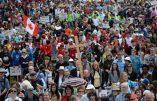 Ottawa : 25.000 personnes marchent pour la vie