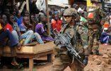 Plus de sms en Centrafrique sauf pour les militaires français