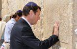 Le premier voyage officiel du président de la région PACA Christian Estrosi s'est fait en Israël