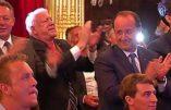 La récupération indécente de l'équipe de France par le gouvernement