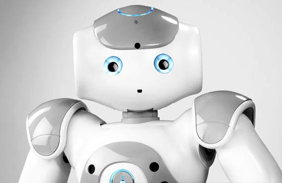 le robot humano de compagnon des personnes g es et des enfants. Black Bedroom Furniture Sets. Home Design Ideas