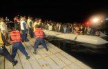 600 immigrants ont encore débarqué sur les côtes italiennes