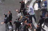Violents affrontements israélo-palestiniens à Paris (vidéo)