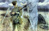 1914 – L'histoire des anges au milieu de la Bataille de Mons