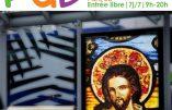 L'expo «Dieu dans la pub» ou quand des diocèses encouragent la publicité sacrilège et blasphématoire…