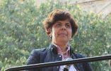 «Si vous êtes chrétiens aujourd'hui, c'est parce que nous, les chrétiens d'Orient, l'étions avant vous…», rappelle Roueida Khoury, présidente de Chrétiens de Syrie pour la Paix