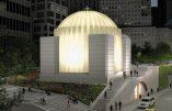 L'architecte espagnol Calatreva reconstruira l'église orthodoxe grecque détruite à New York le 11 septembre 2001