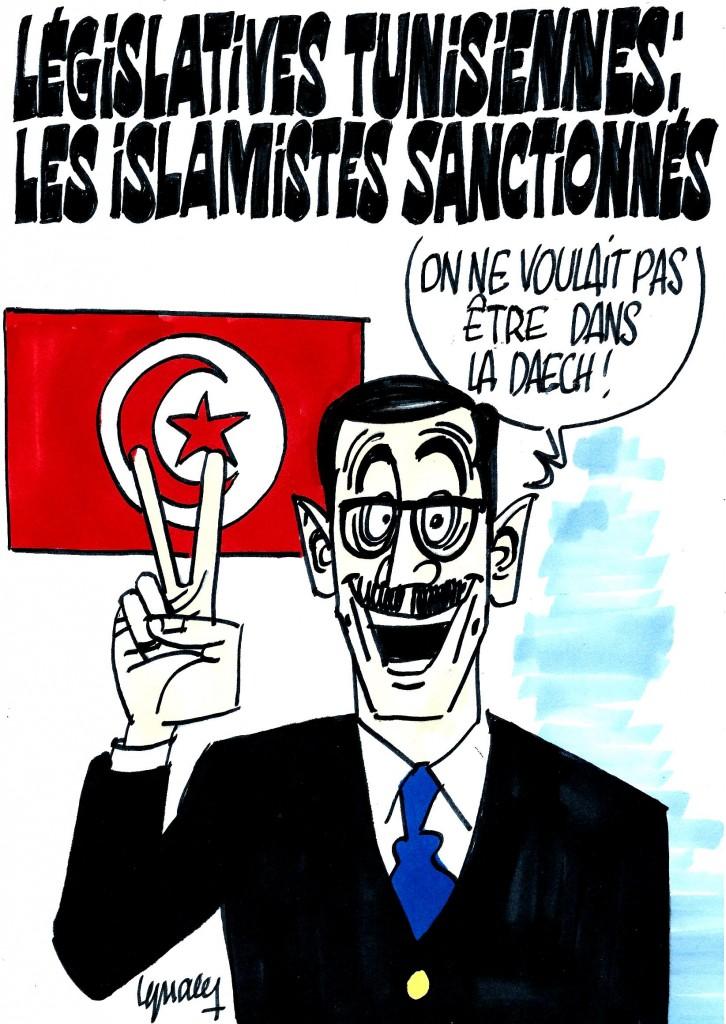 Ignace - Défaite islamiste en Tunisie