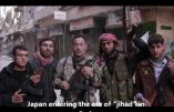 Djihadistes japonais et Etat Islamique