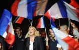 Marine Le Pen mouche un journaliste de France Inter