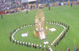 Mexique : 15.000 personnes participent au rosaire vivant pour les chrétiens persécutés d'Irak