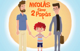 L'Union européenne subventionne la distribution de « Nicolas a deux papas » au Chili