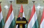 Hongrie – Consultation populaire sur l'immigration et rétablissement de la peine de mort inscrits à l'agenda gouvernemental
