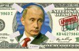 Des indices dans un jeu d'échecs monétaire planétaire: Jacques Sapir décortique