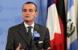 Gérard Araud, ambassadeur homosexuel de France aux Etats-Unis