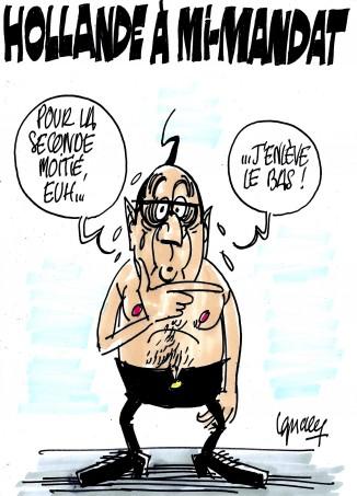 Ignace - Hollande à mi-mandat