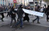 Nantes – Les émeutes anarcho-communistes en vidéos