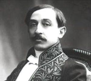 Maurice Barrès, de l'Académie française