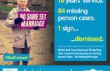 Un bénévole de la Croix-Rouge britannique renvoyé parce qu'il défend le mariage