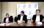 Un groupe de presse met face à face Zemmour et Melenchon
