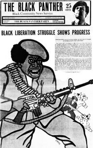 black-panther-newspaper