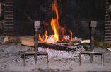 Interdiction des feux de cheminée annulée par la préfecture de Paris